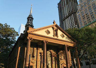 St. Paul's Chapel - Ground Zero