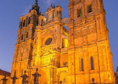 Astorga Cathedral Leon