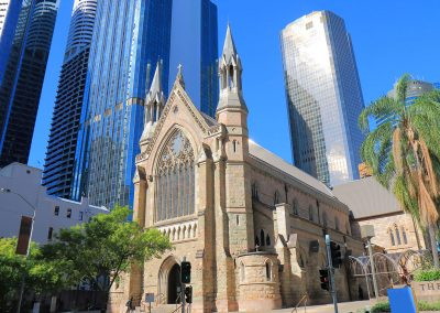 Cathedral of St Stephen Brisbane Australia