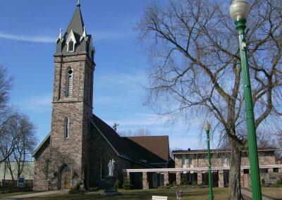 Precious Blood Cathedrall Ontario Canada