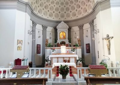 Shrine of San Romano, Pisa, Italy