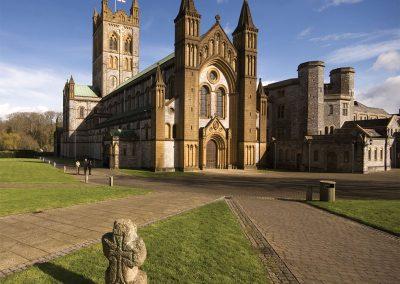 buckfast-abbey-devon-England