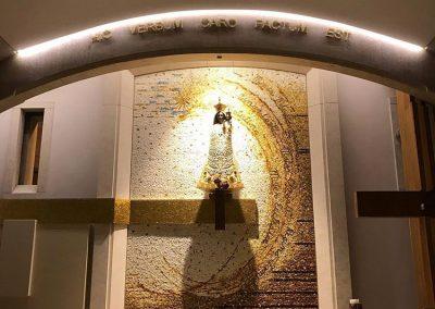 John Paul Shrine, Poland